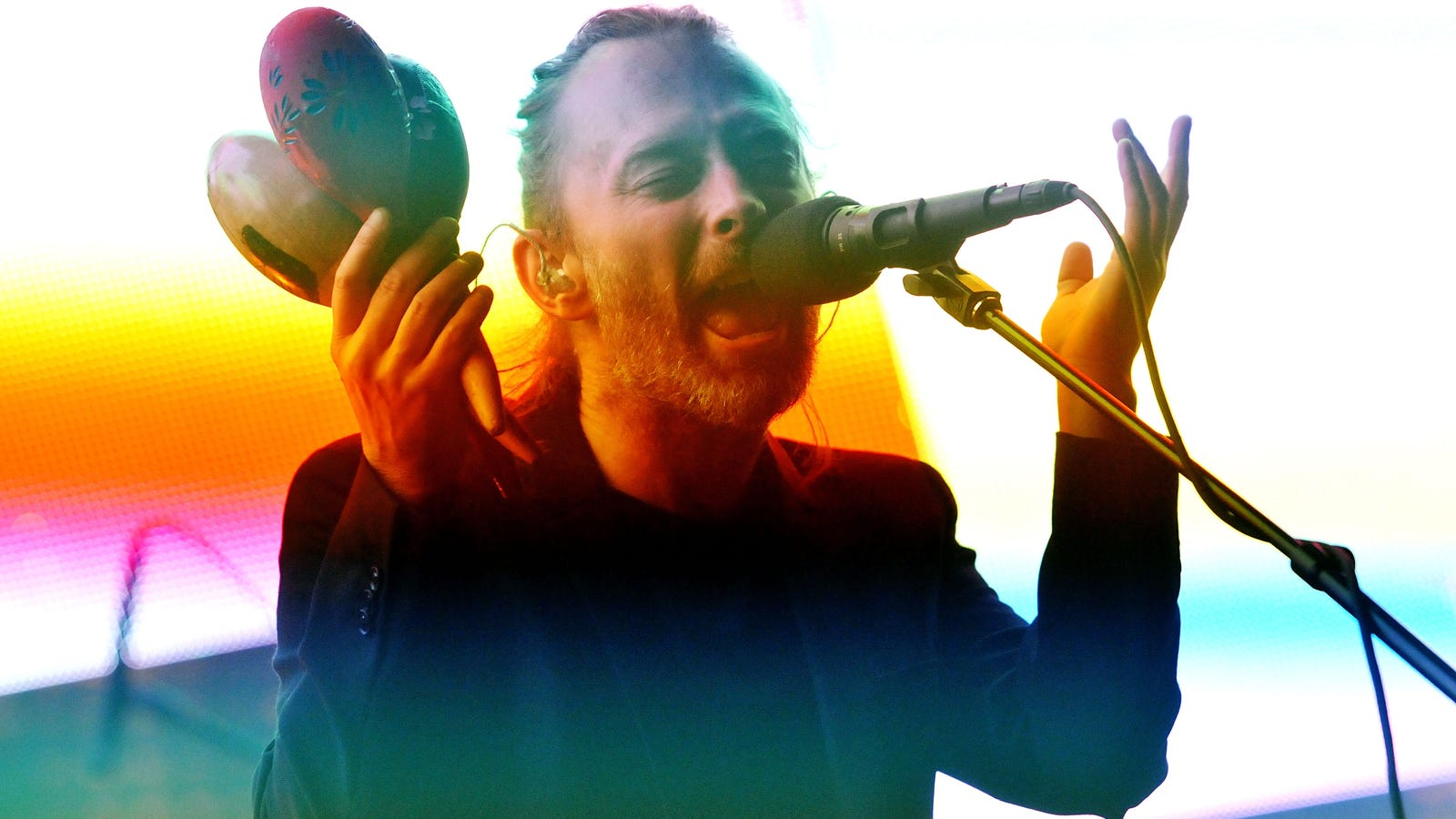 Fox News brands Radiohead the poor man's Coldplay
