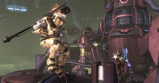 Illustration for article titled Halo 3's Purple Reign Makes PAX, WWW Appearance