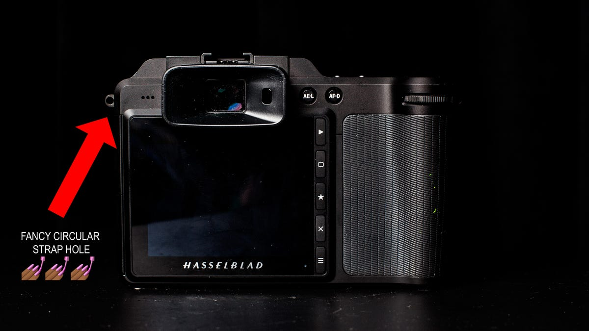 A Fax Machine and a Photocopier Walk Into a Bar: The Hasselblad X1D