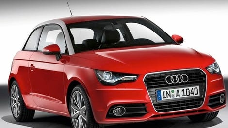 The Audi A Is A PissedOff Little Hatchback That Looks Like - Audi a1 usa