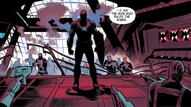 marvel s secret empire event is off to a gutwrenching confusing start