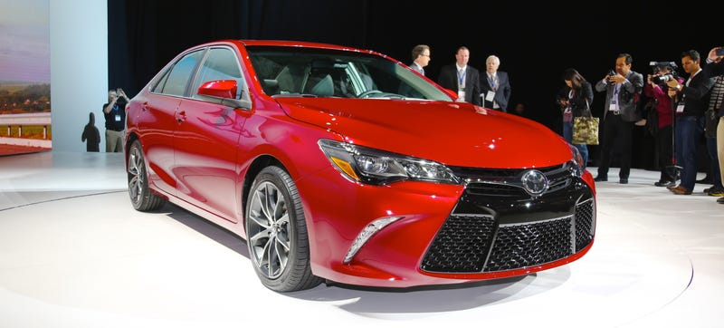 Illustration for article titled 2015 Toyota Camry: This Is It