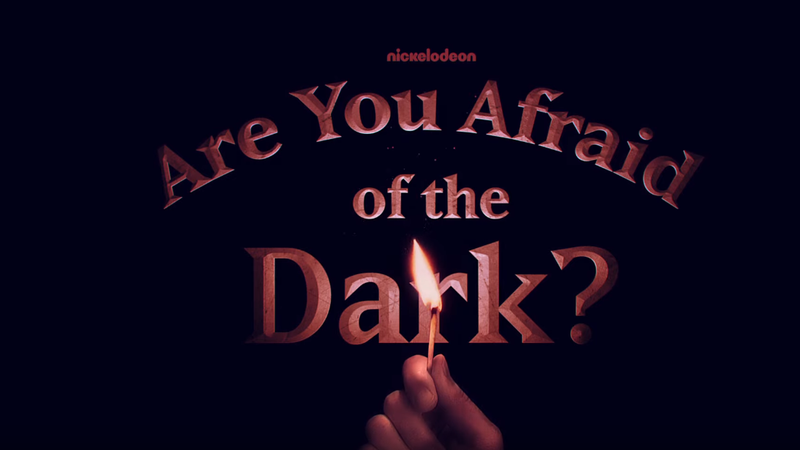 Watch the Teaser for Nickelodeon's Are You Afraid of the Dark?