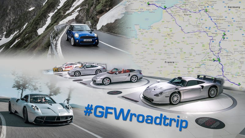 Illustration for article titled The #GFWroadtrip - 6 Days In Europe