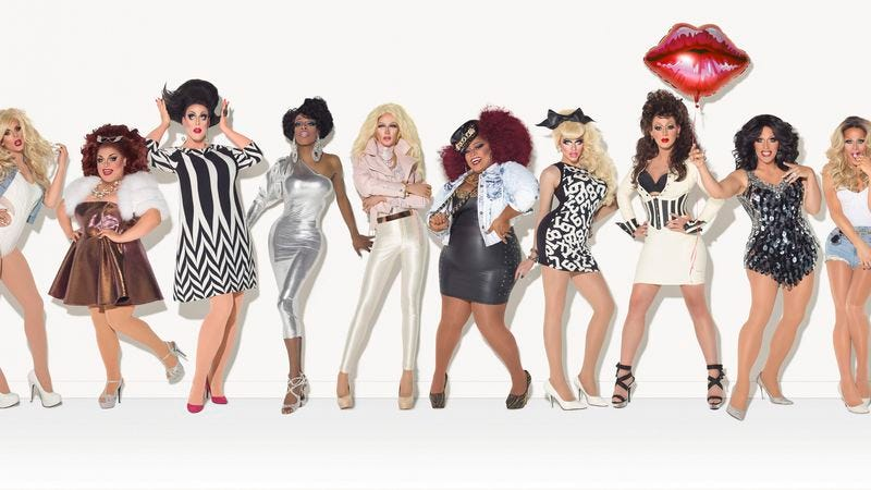 Illustration for article titled American RuVolution: Drag's journey from felony to prime time