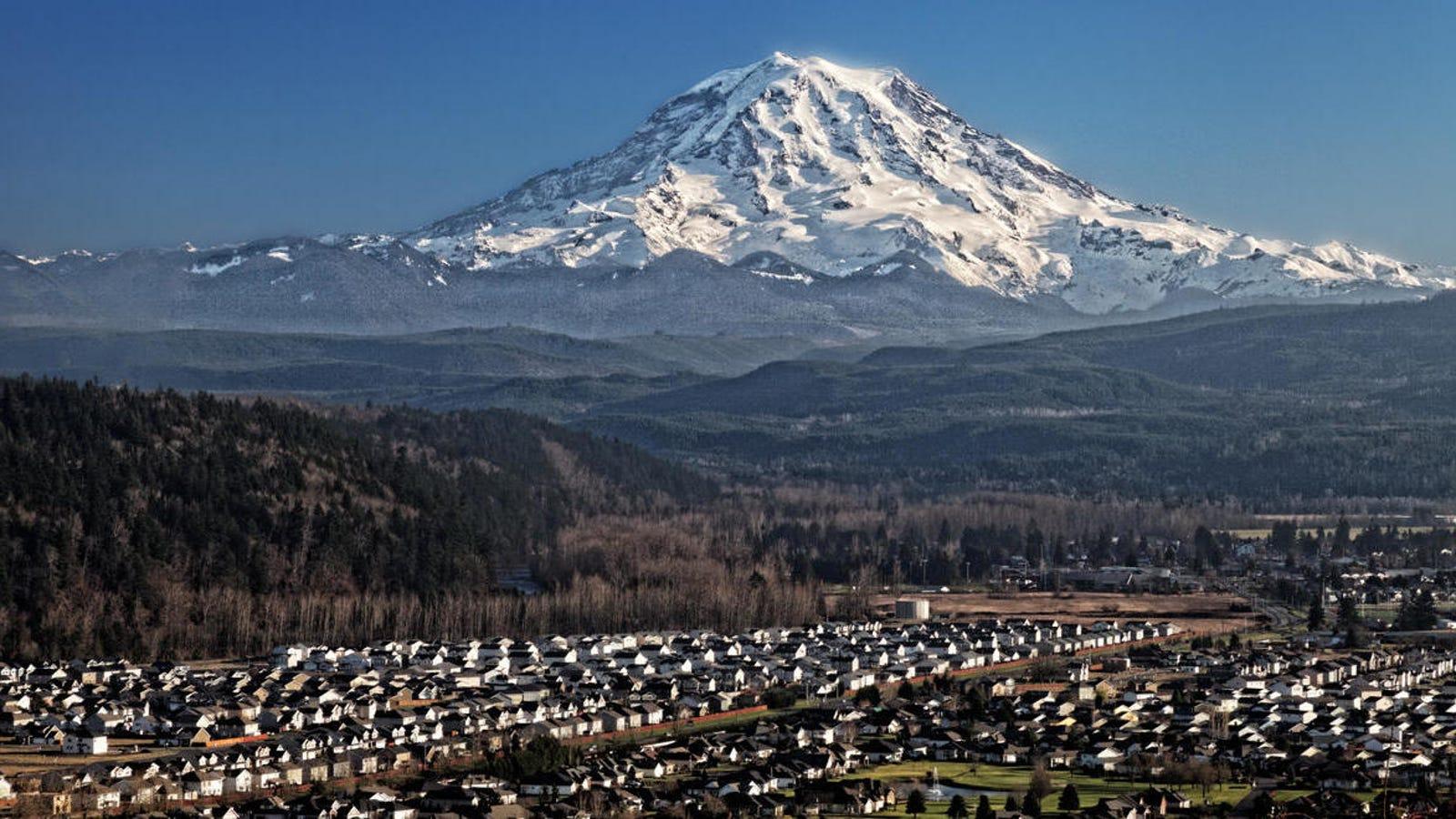 bankruptcy estate Snowshoe Washington United States