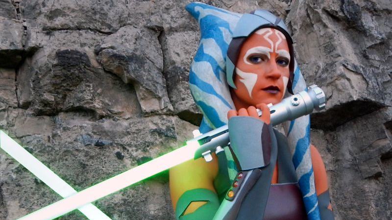 Image Credit: An amazing Ahsoka from last year's show, by Kinja user The Huntress.