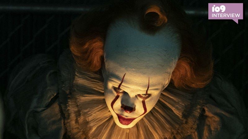 Bringing Pennywise back to the big screen was a massive task.
