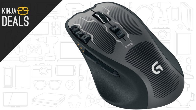 Illustration for article titled Today's Best Gaming Deals: Logitech Mouse, Halo Collector's Edition, and More