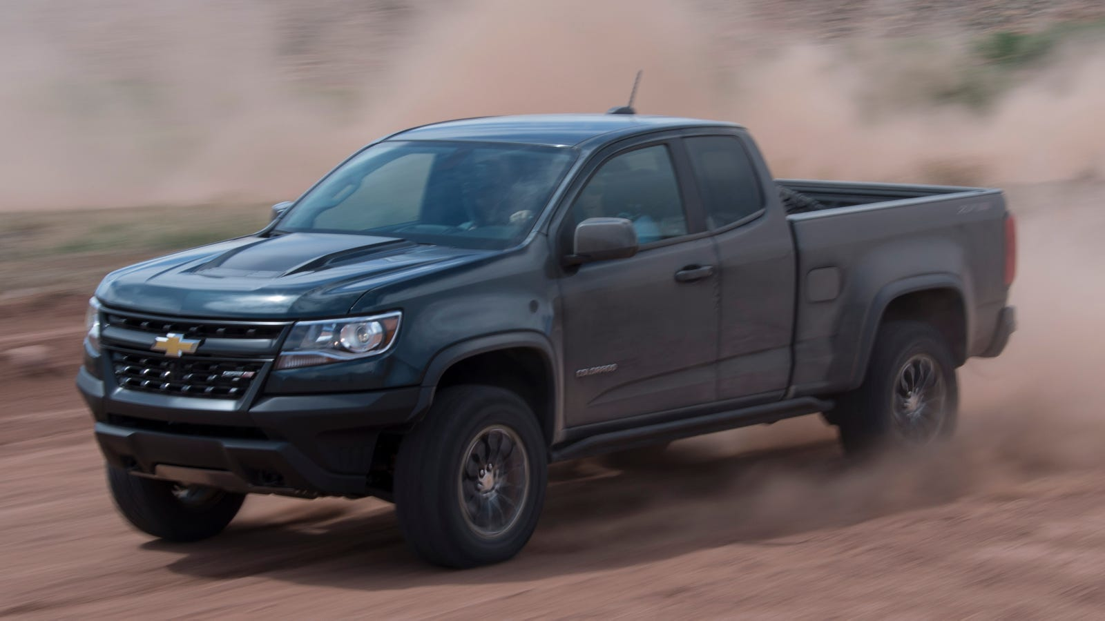 What Do You Want To Know About The 2017 Chevy Colorado ZR2?
