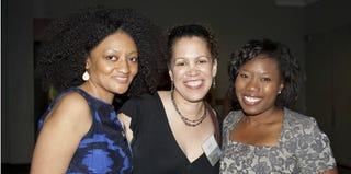 Philanthropists at the first ambassadors reception on June 20, 2012. (Michael Barnes/Smithsonian)