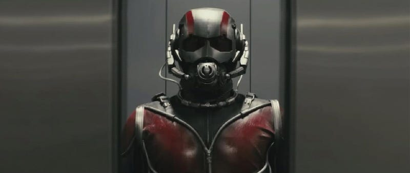 Illustration for article titled Edgar Wright confirms we'll meet Hank Pym in Ant-Man
