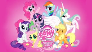 Illustration for article titled The Unlikely Origins Of The Brony, Or Bros Who Like 'My Little Pony'
