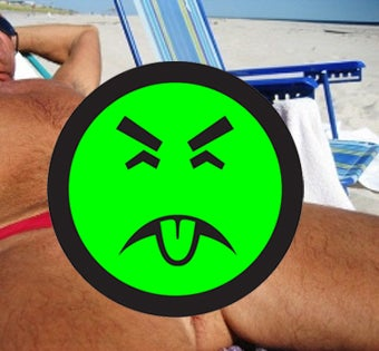 Illustration for article titled The Grossest Male Swimsuit Evs