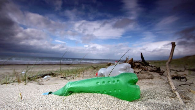 The World's Plan to Reduce Plastic Pollution Is Trash