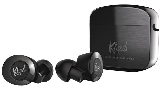 Klipsch s New Wireless Earbuds Let You Control Your Phone With Head Gestures