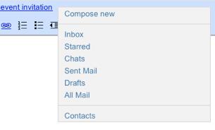 Illustration for article titled Gmail Right Click Menu Speeds Up Navigation