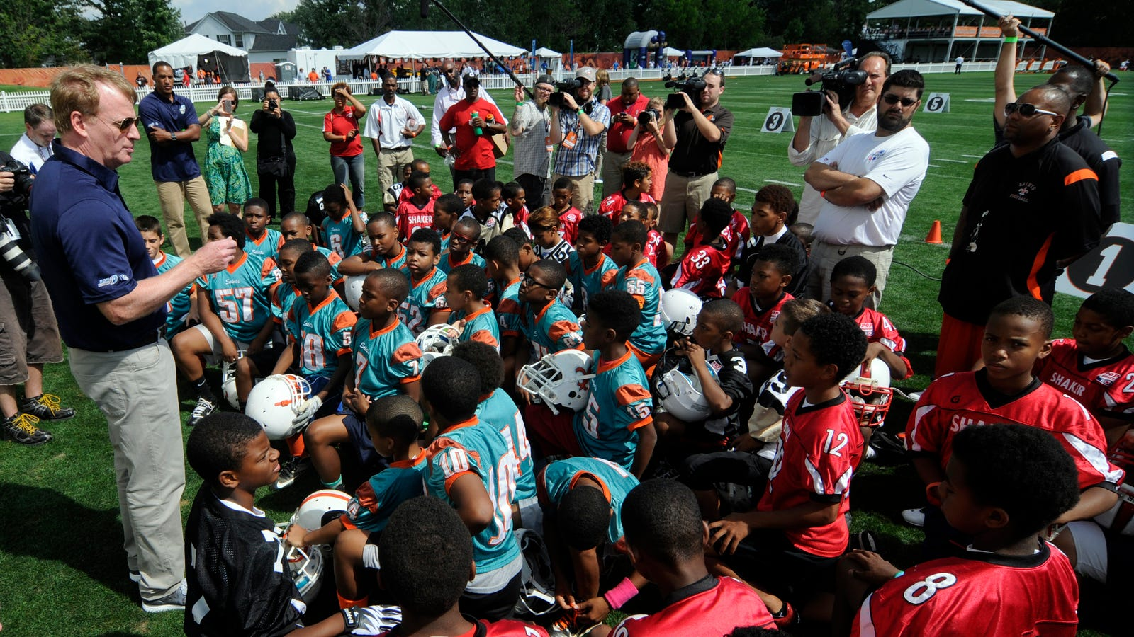 Oops, NFL-Funded Youth Football Program Doesn't Actually ...
