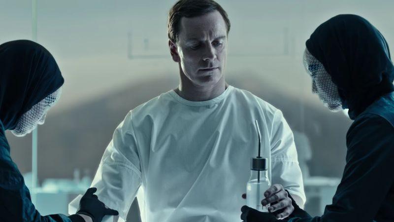 Screenshot: Alien: Covenant featurette/YouTube