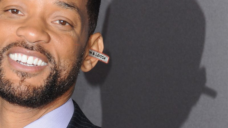 Illustration for article titled Will Smith Is A Blank Slate Now, And Focus Doesn't Help