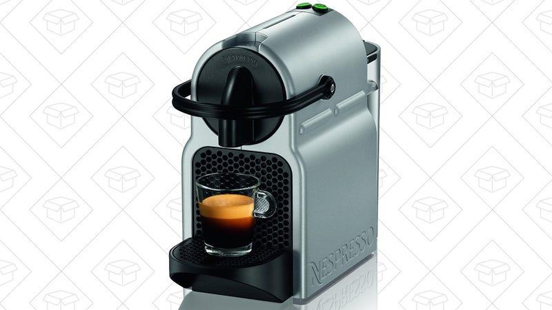 Nespresso Inissia, $99 with code SMALLAPPS10
