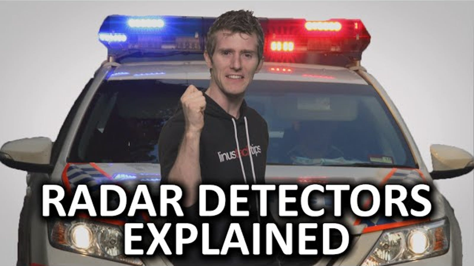 How Radar Detectors Work and Why They Won't Always Save You
