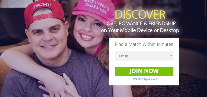 Online dating for sex offenders