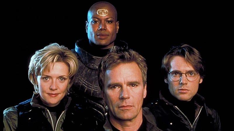 Illustration for article titled A Stargate Retrospective: Stargate SG-1 Seasons 1-4