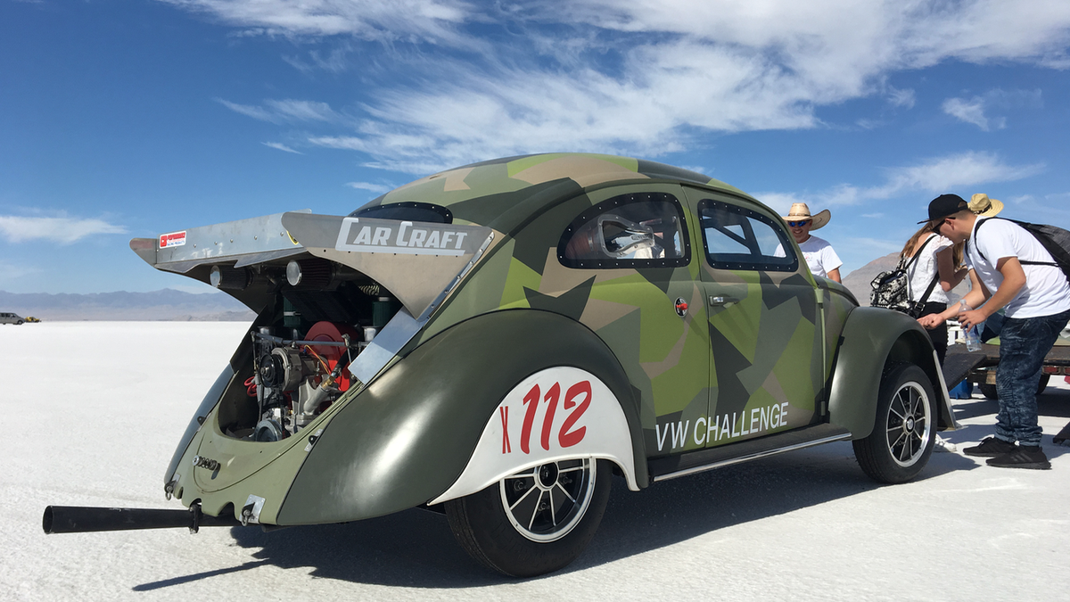 Car Craft Vw >> Here S Some Of The Best And Weirdest Cars At Bonneville S