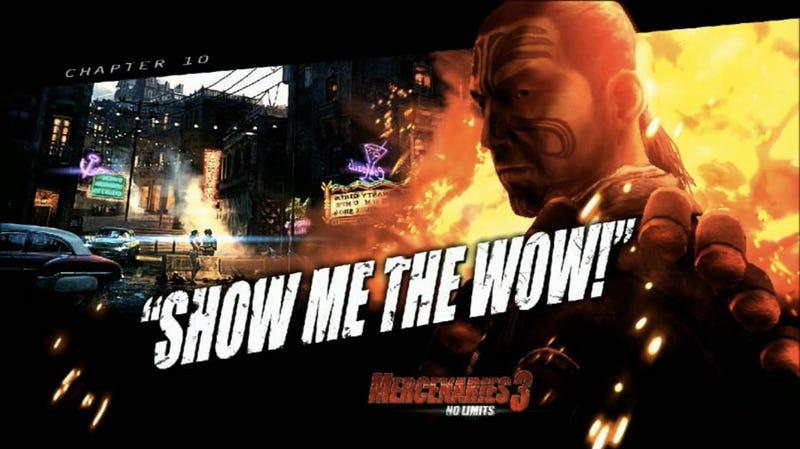 скачать игру Mercenaries 3 img-1