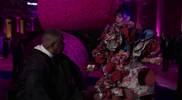 André Leon Talley s Interviews Are Always the Best Part of the Met Gala