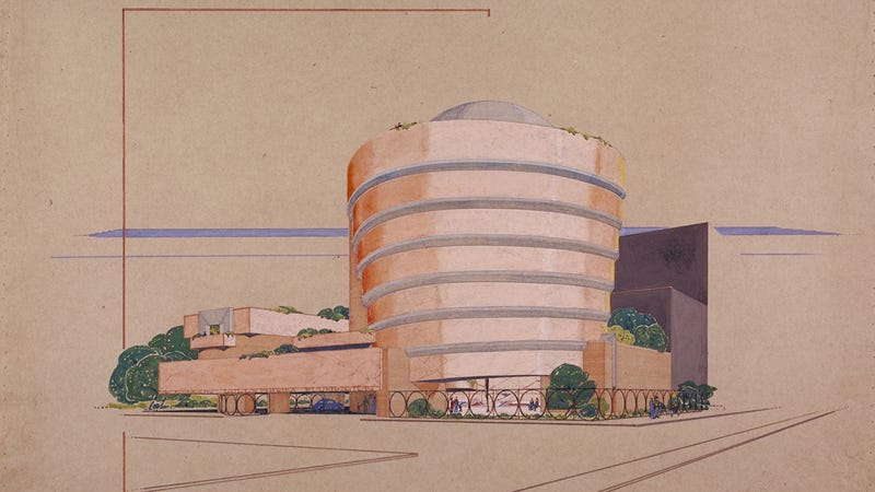 Image via The Frank Lloyd Wright Foundation Archives (The Museum of Modern Art | Avery Architectural & Fine Arts Library, Columbia University, New York). All rights reserved.