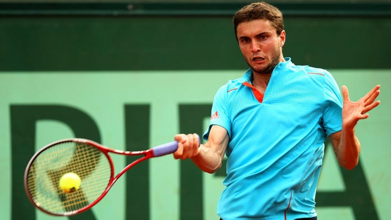 Illustration for article titled French Tennis Pro Gilles Simon Is Ripped A New One For Saying Female Players Should Be Paid Less