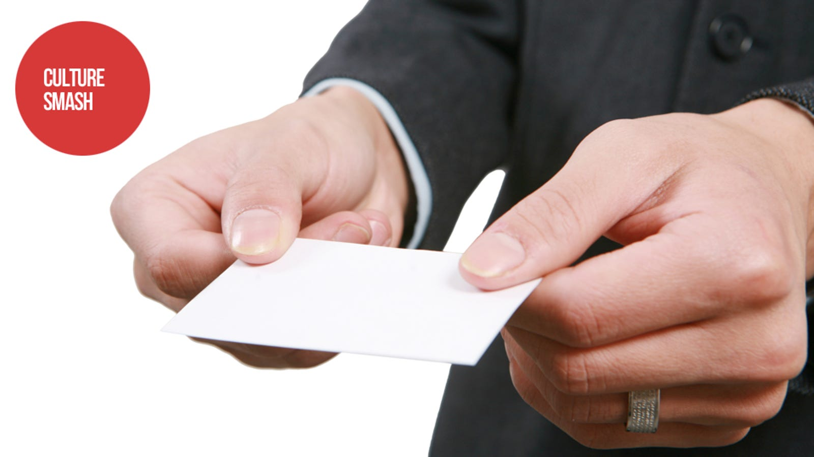 In Japan, Business Cards Matter. And This Business Card Is One Tough ...