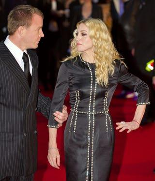 Illustration for article titled Madonna & Guy: Divorce!