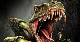 Illustration for article titled A Turok Movie? Don't Count Your (Dinosaur-Like) Chickens...