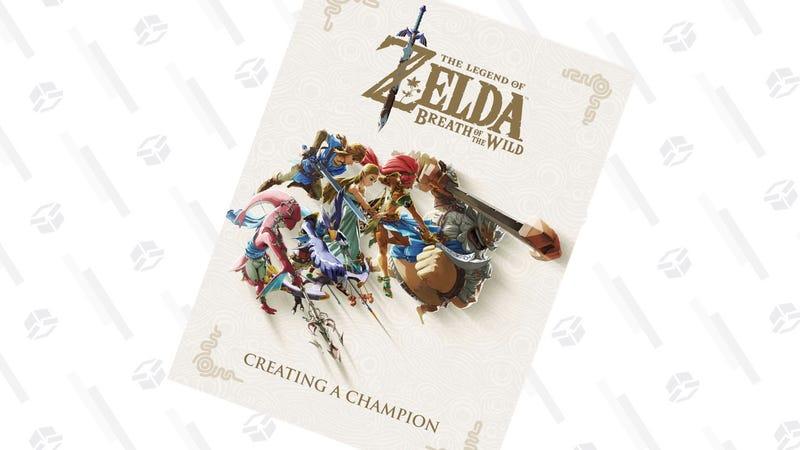 The Legend of Zelda: Creating a Champion | $19 | Amazon