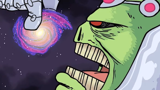 Illustration for article titled DC Universe Online, Summarized In A Single Minute