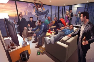 Illustration for article titled O-Deck/TAY GTA Online
