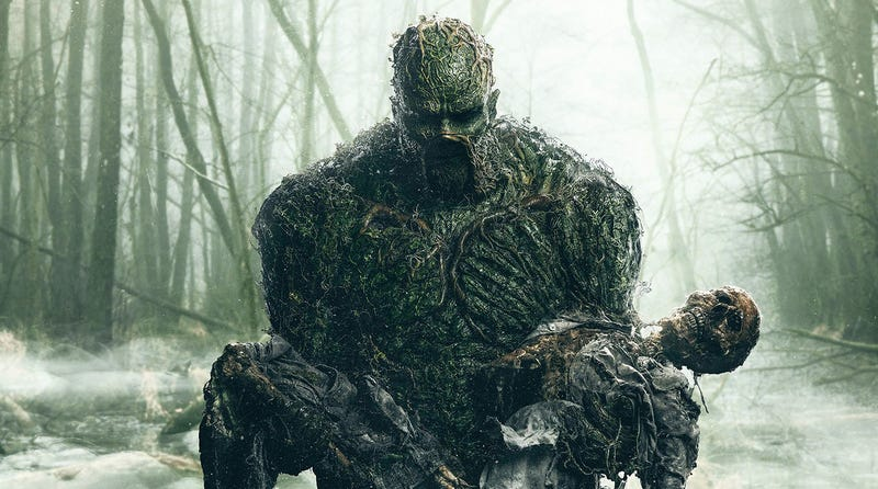 Illustration for article titled The Swamp Thing TV Show Has Been Canceled [Updated]