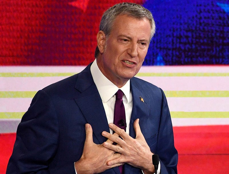 Illustration for article titled De Blasio Appealing To Rural Voters By Touting Destruction Of New York City Under His Watch