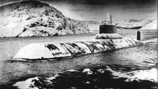 Illustration for article titled The World's Biggest Nuclear Submarine Is Also One of the Sneakiest