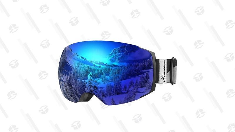 OutdoorMaster Ski Goggles | Amazon