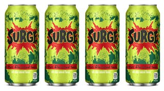 Illustration for article titled Coca-Cola Resurrects Surge, The Greatest Citrus Soda Ever Made
