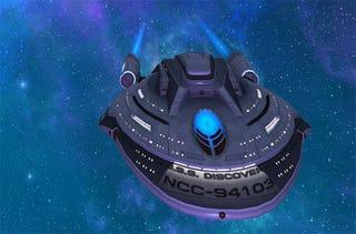 Illustration for article titled Star Trek Online Boldly Enters Open Beta