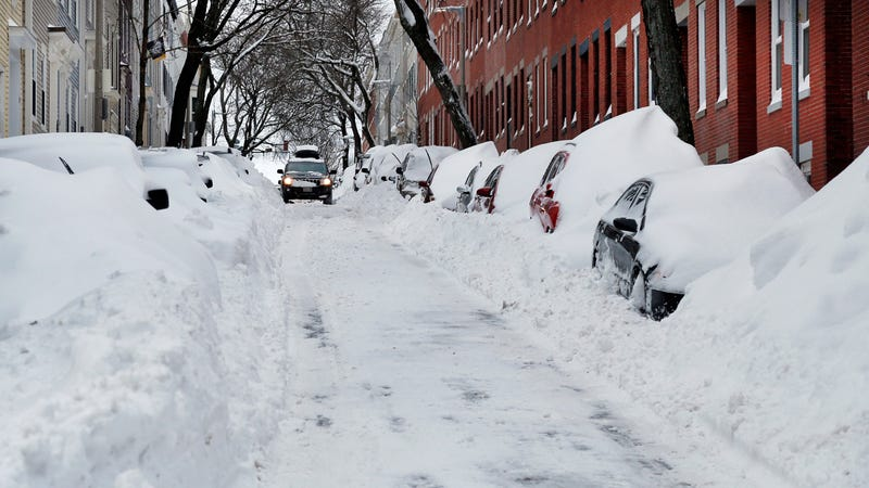Illustration for article titled How Cities Decide What To Do With Snow