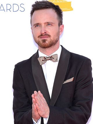 Illustration for article titled Man Crush Monday, brought to you by Aaron Paul