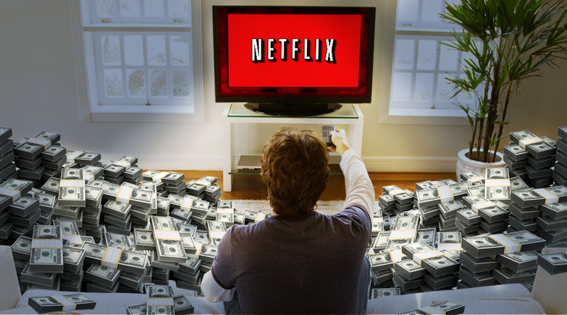 Illustration for article titled Studio@Gawker is Hiring a Netflix Junkie to Live The Dream. Is It You?