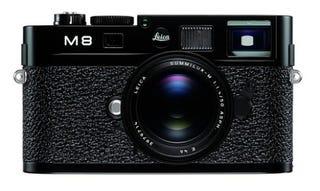 Illustration for article titled Leica M8.2 Digital Rangefinder Camera Now Official