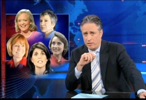 Illustration for article titled The Daily Show's Female Employees Speak Out